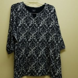 2X Blouse from Catherine's